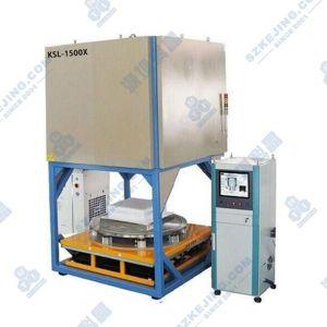 1400℃下装载型气氛箱式炉(500 x 500 x 500 mm,125L)