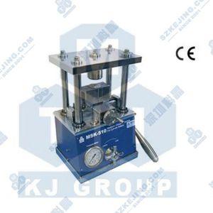 小型液压圆柱电池封装机